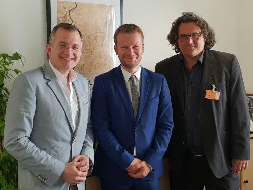 Gespräch mit Christoph Bernstiel, CDU