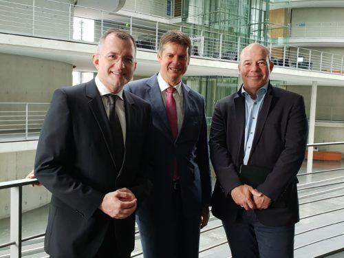 Gespräch mit MdB Axel Müller, CDU