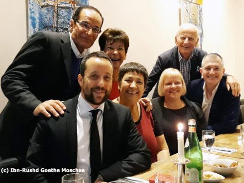 Interreligiöses Bündnis setzt gemeinsam Zeichen gegen Antisemitismus