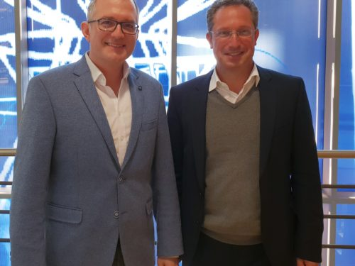 Treffen mit Stephan Thomae (FDP)