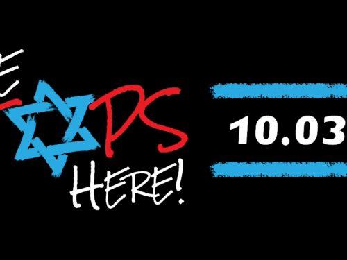 #Hate_Stops_Here Kampagne gegen Antisemitismus
