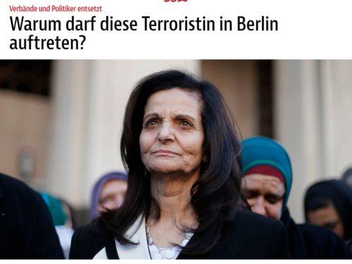 Kein Visum für Terroristen!
