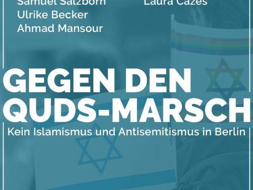 Podcast: Gegen den Quds-Marsch