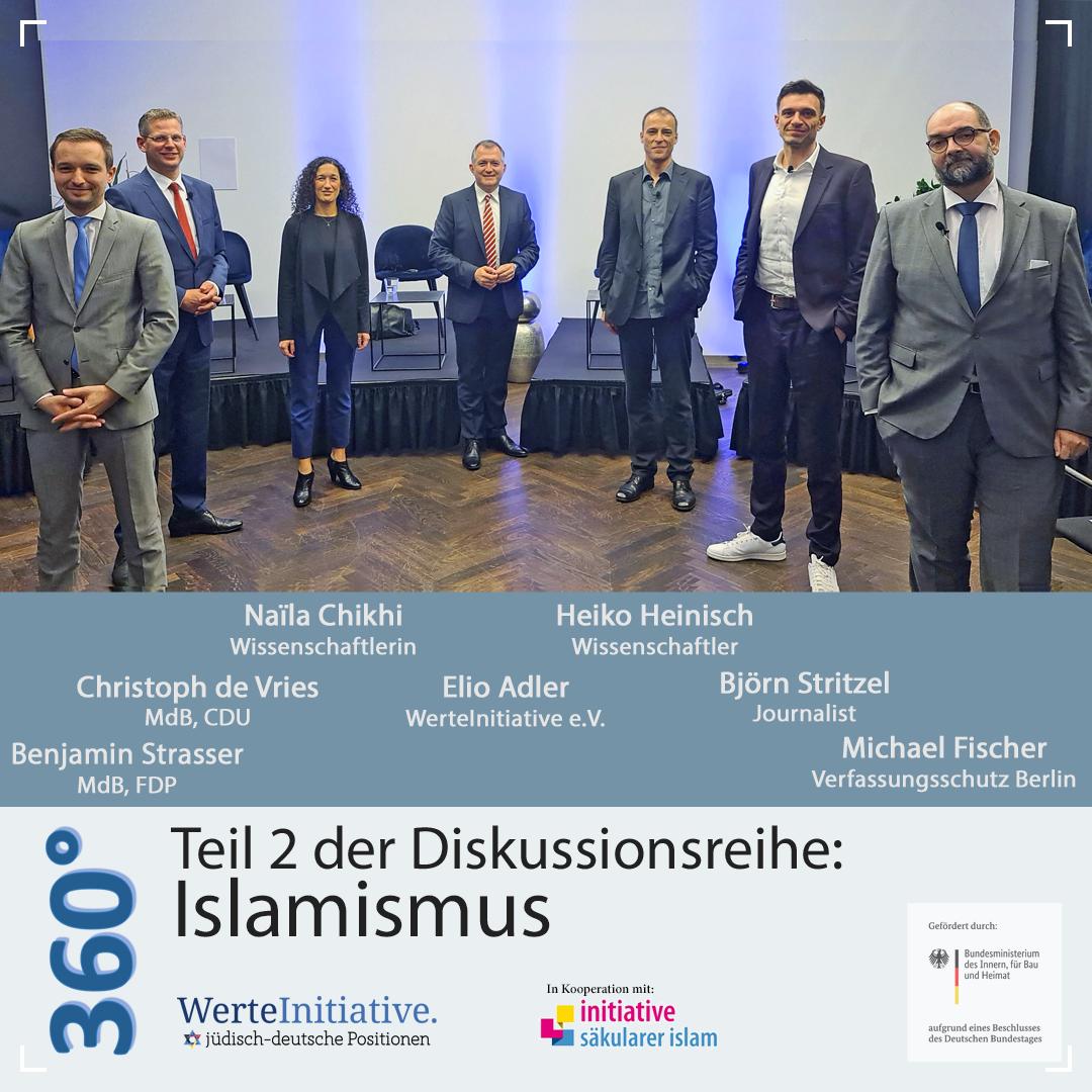 Islamismus In Deutschland Bedrohung Für Unsere Demokratie