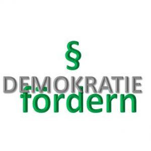 Positionspapier Demokratiefördergesetz