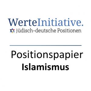 Positionspapier Islamismus