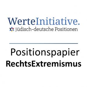 Positionspapier Rechtsextremismus
