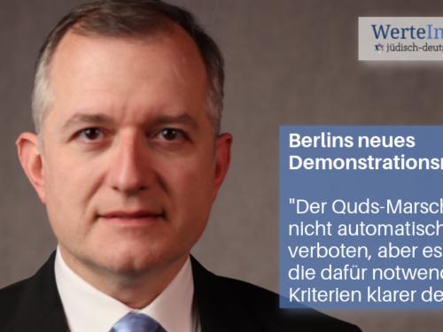 Pressemitteilung: Zum neuen Versammlungsfreiheitsgesetz des Landes Berlin